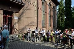 Der Kirchensaal der Brüdergemeine Železný Brod