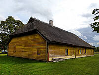 Das Bethaus in Hageri ist 200 Jahre alt