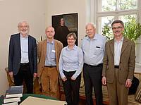von links: M. Jakubowski-Tiessen, Th. Daniel, Cl. Mai, D. Meyer, P. Vogt
