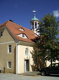 Kirchensaal Kleinwelka