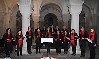 »Moravian Harmonists« in der Krypta St. Maria im Kapitol