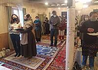 Gründonnerstags-Gottesdienst der Brüdergemeine in Leh/Nord-Indien