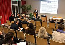 Prof. Dr. Wilhelm Gräb, Berlin, ist Schleiermacher-Experte
