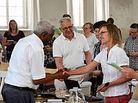 Benigna Carstens (Herrnhut) wurde für eine zweite sechsjährige Amtszeit in der Direktion wiedergewählt