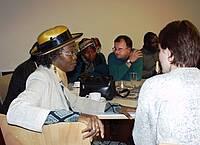 Weltmissionskonferenz Herrnhut 2001
