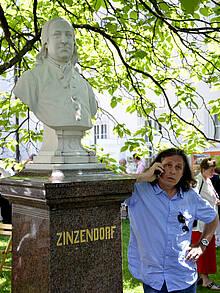 Begegnungscafé im Kirchgarten