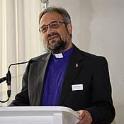 Harald Rückert, Bischof der EmK