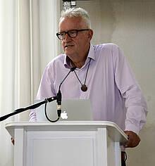 S. Th. Reichel, Beauftragter der EBU für die Flüchtlingsarbeit