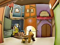 So sieht es im Indoor-Spielplatz in der Entdeckerwelt aus. © Sterne GmbH